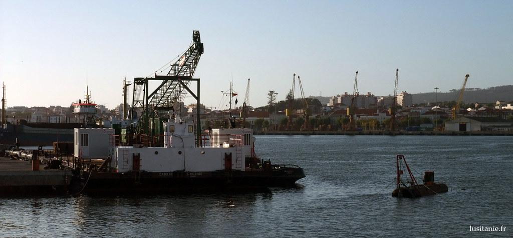 Port industriel de Figueira da Foz