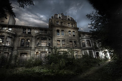 Abandoned asylum | by andre govia.