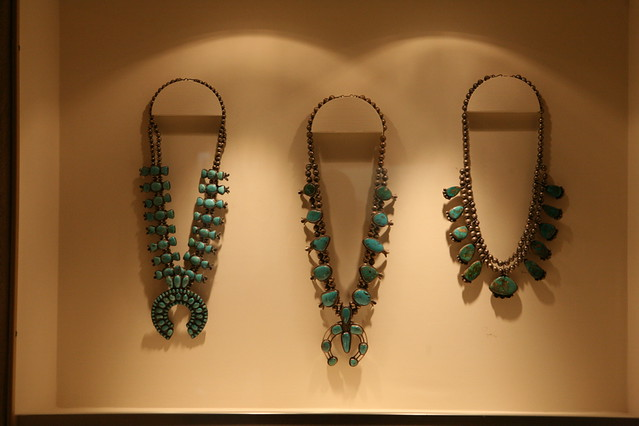 Turquoise jewelry millicent rogers museum taos image for Turquoise jewelry taos new mexico