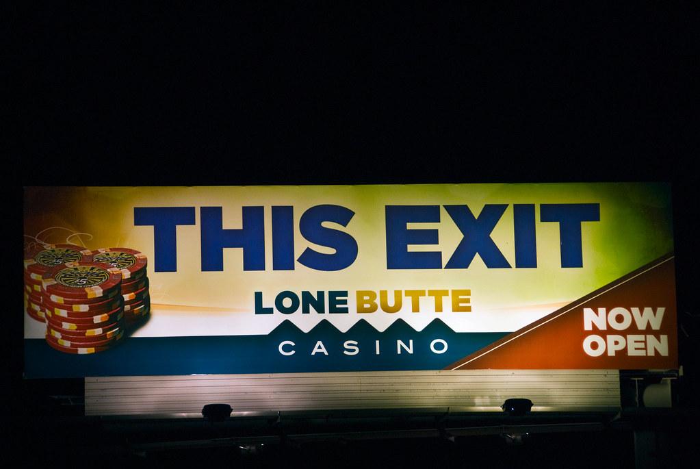 Lone Butte Casino Billboard Santan Freeway Loop 202 Flickr