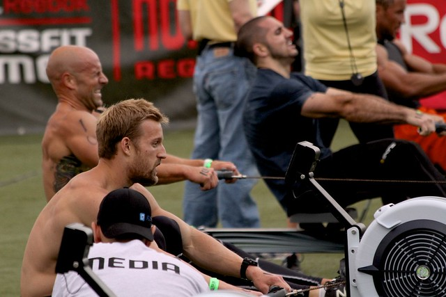 Joey Warren Gabe Subry -CrossFit NorCal Regionals 2011 ...