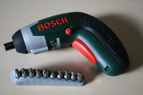 bosch ixo iii screwdriver flickr photo sharing. Black Bedroom Furniture Sets. Home Design Ideas
