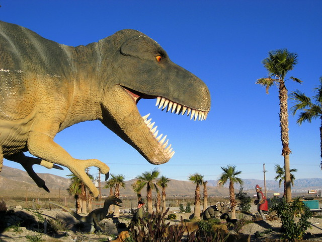 ... | World's Biggest Dinosaurs Cabazon Dinosaurs | Mike Souza | Flickr Dinosaurs