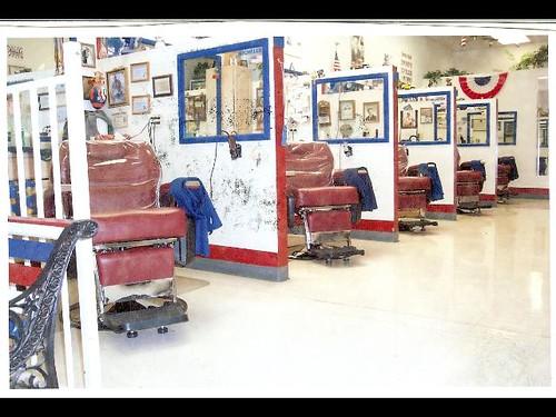 Beauty salon interior design barber shop interior design for Ideas for barbershop interior designs