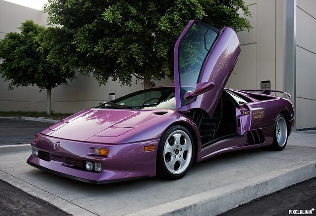 Lamborghini Diablo Se 30 Lamborghini Diablo Se 30 Flickr