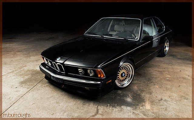 Bmw 635csi Michael Burroughs Flickr