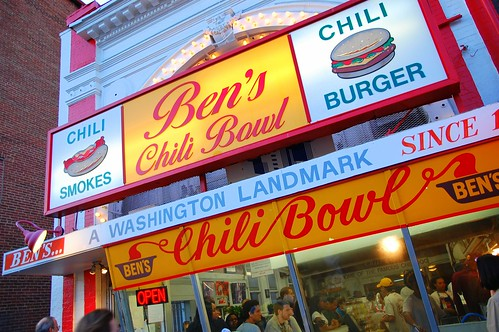 Ben's Chili Bowl | by Steve Snodgrass