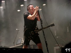 Trent Reznor - Nine Inch Nails live in Rome