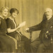1910s - Thomas MacFarlane Watters and daughters Elizabeth and Mabel