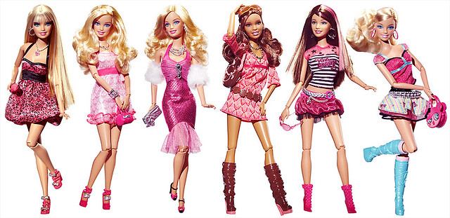 Barbie Fashionista Dolls Commercial Barbie Fashionistas by