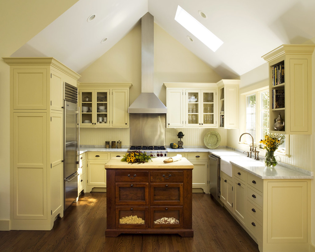 Sunny Kitchen 1 Photography By David Duncan Livingston