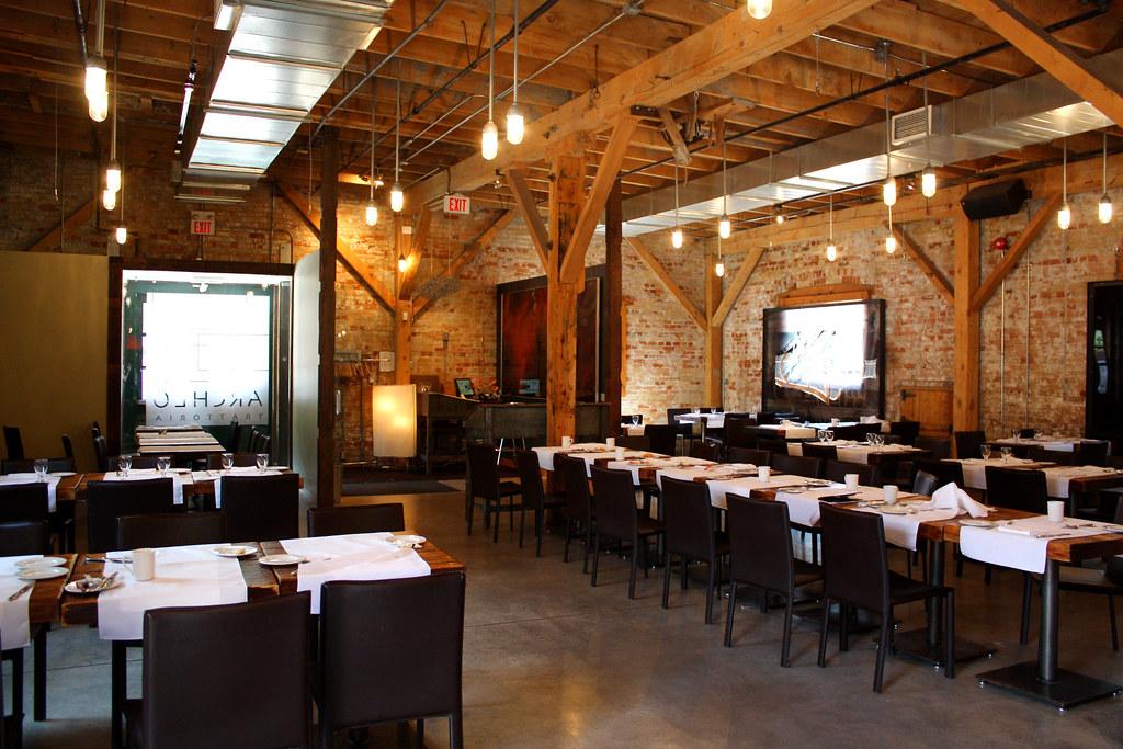 New Restaurant Distillery Toronto