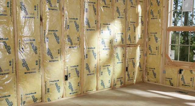Fiberglass Batt Insulation Certainteed Dryright