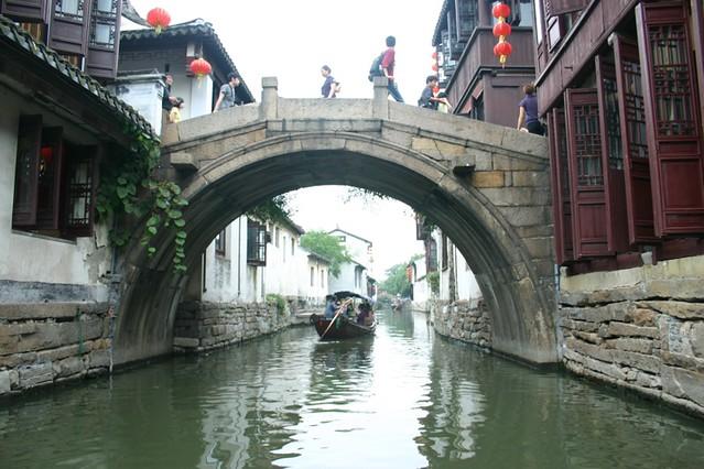 Zhouzhuang Water Town-Suzhou-China