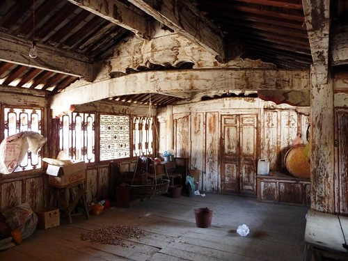 attic old house no 1 heshun village yunnan china flickr photo sharing. Black Bedroom Furniture Sets. Home Design Ideas