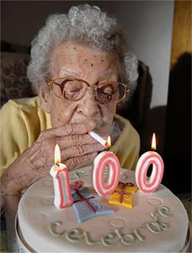 Y venga con que la abuela fuma Winston. Fuente Flickr