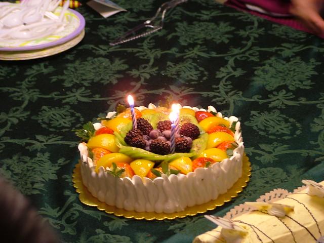 beautiful mix fruit cake flickr photo sharing