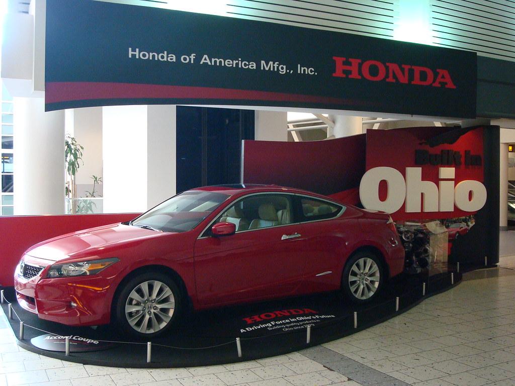 Honda of america manufacturing marysville ohio honda for Honda marysville oh