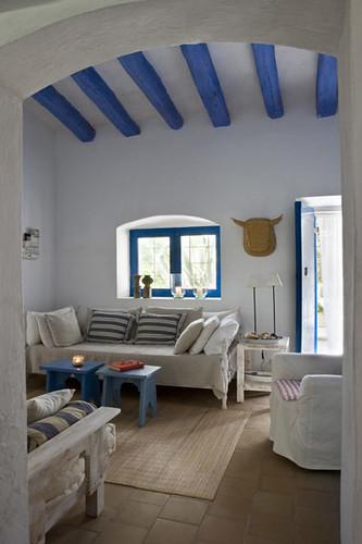 casa rustica mediterranea: