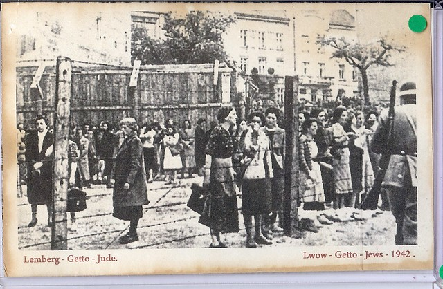 The LVOV Ghetto http://www.HolocaustResearchProject.org