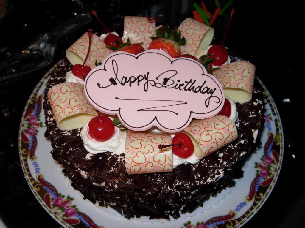 Maxim Birthday Cake