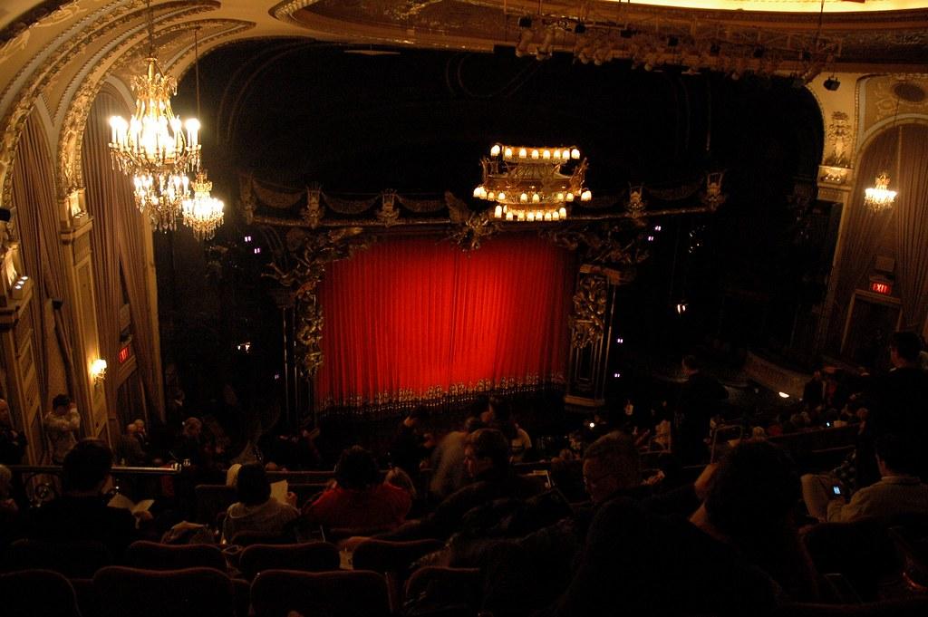 Majestic Theatre Manhattan Ny Ny Photo By B Wilby