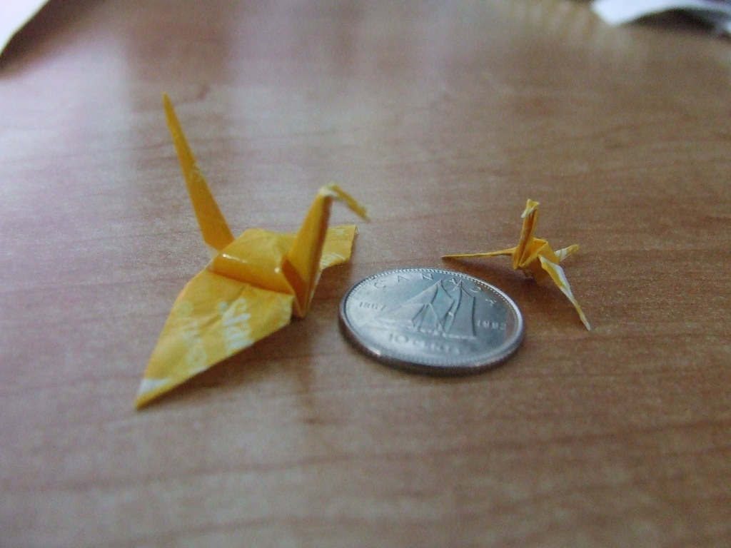 starburst origami cranes seriously meaghan likes teeny