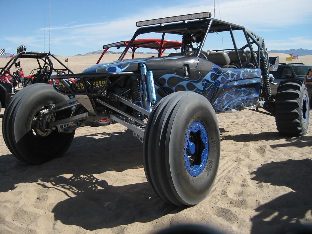 Ls1 Sand Rails : Kyle busch s sandrail twin turbo ls sand