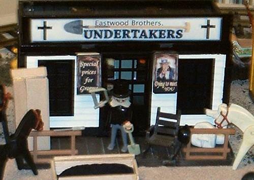 funeraria playmobil custom goonies never say die flickr. Black Bedroom Furniture Sets. Home Design Ideas
