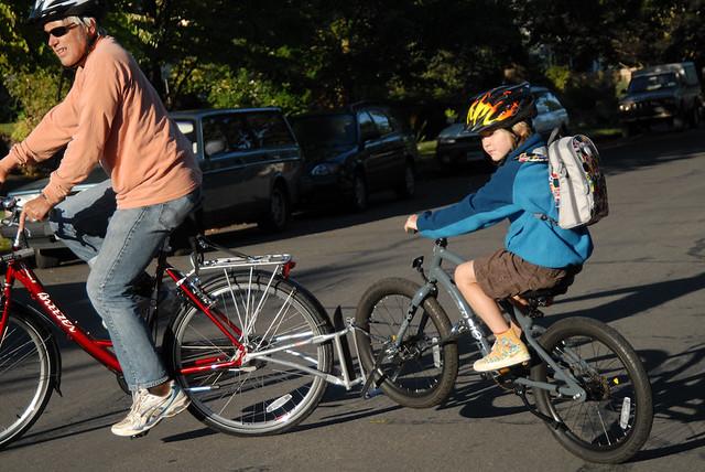 On Test Follow Me Tandem 1 Bikeportland Flickr