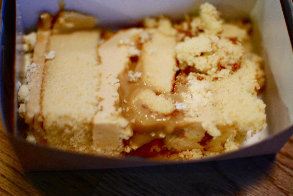 Milk Bar Dulce De Leche Cake