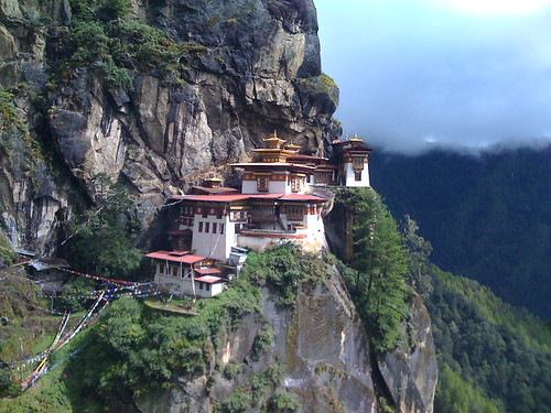 taktsang | by taxidesign