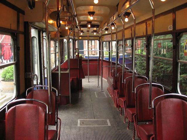GVBA tram 533 interieur Amsterdam | GVB Amsterdam, museumtra… | Flickr