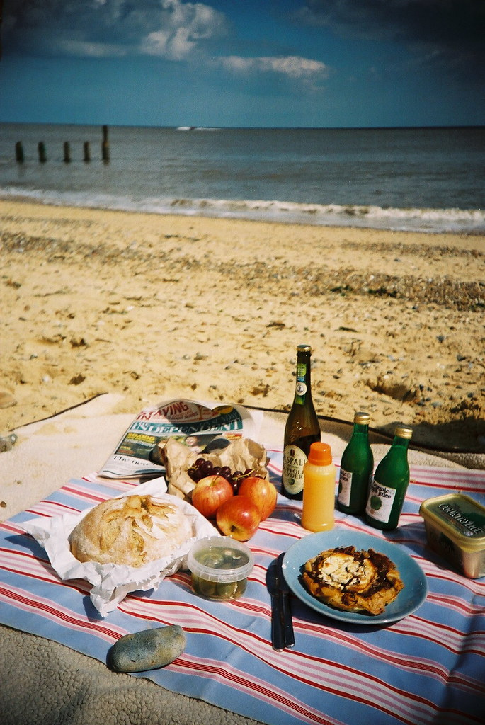 picnic at the beach essay in english The original essay: last holiday , my friend and i went on a trip at ulu ayam waterfallwe gathered at bust station early in the morning the journey there took an hour and half.