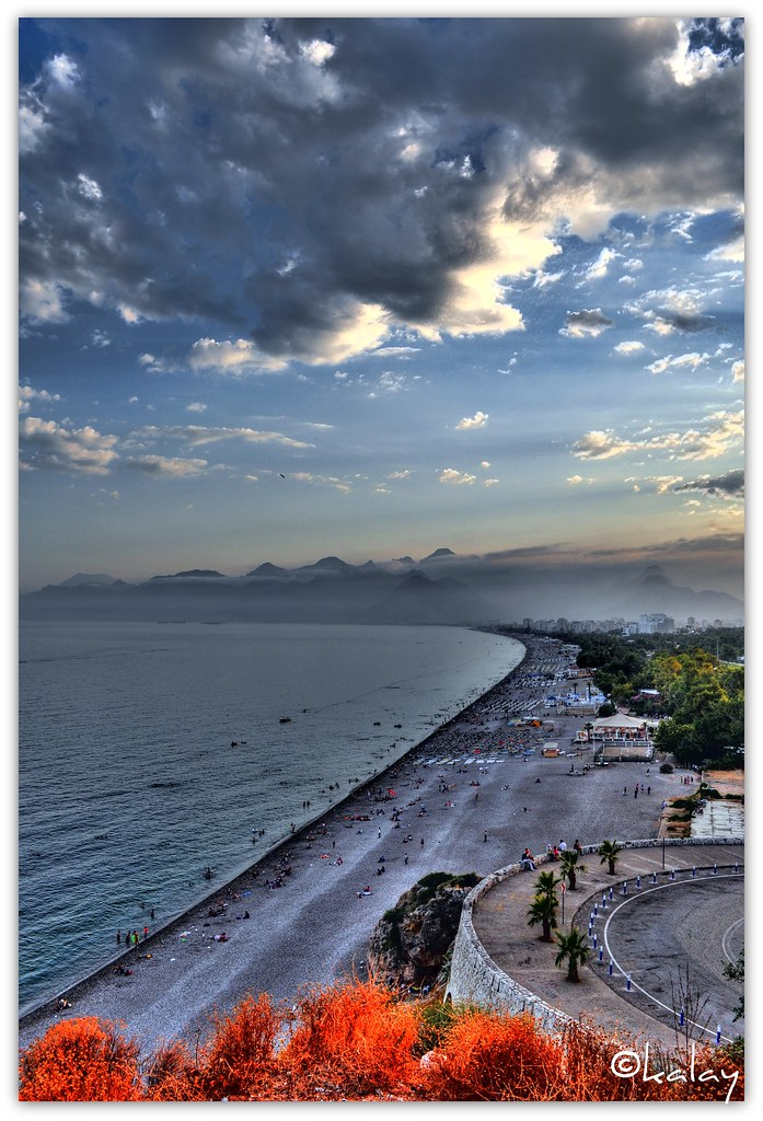 how to get to konya from antalya