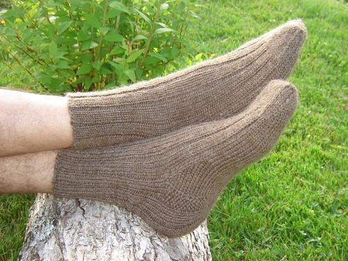 Maritime Wool Socks | by sand_and_sky