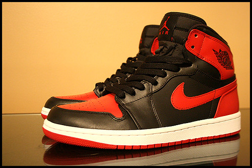 Air Jordan 1 DMP Bred   by -DatDude-Air Jordan 1 Bred Dmp