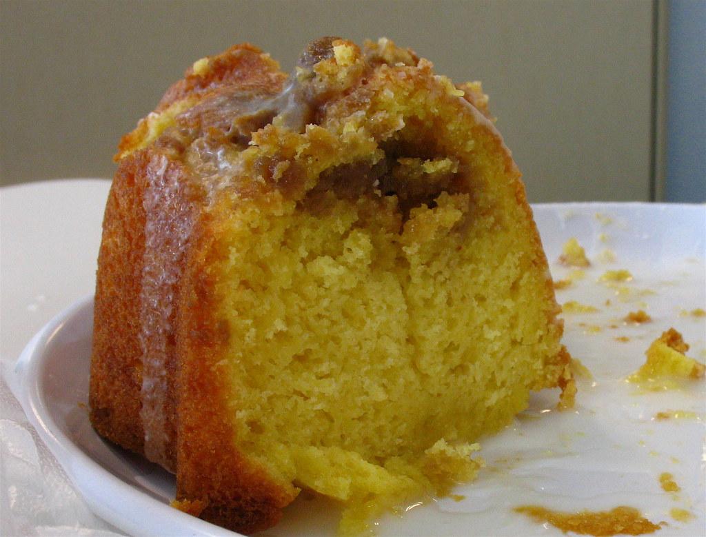 Lemon Cake Mix Cakes