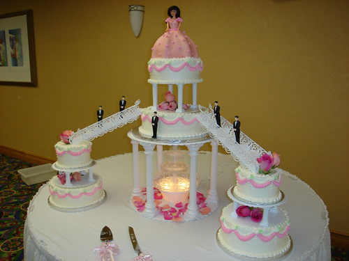Cake Designs For 15th Birthday Girl : Quinceanera 15th Birthday Cake Flickr - Photo Sharing!