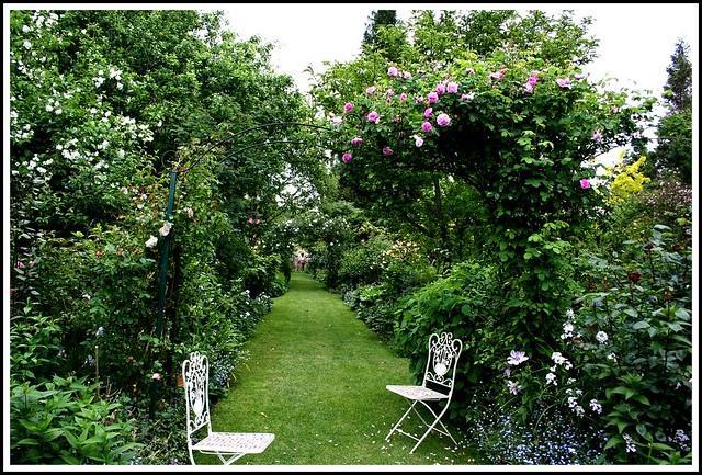 Jardin d 39 angelique 2 montmain 76520 derri re le manoir for Le jardin 3d