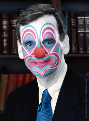Judd Gregg (Sen. R-NH):: Obstructionist Republican Clown