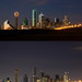 Earth Hour Dallas Before & After