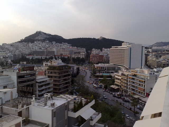 view from divani caravel hotel athens flickr photo