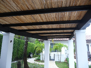 Florida Outdoor Kitchen With A Pergola In Florida The Bamb Flickr