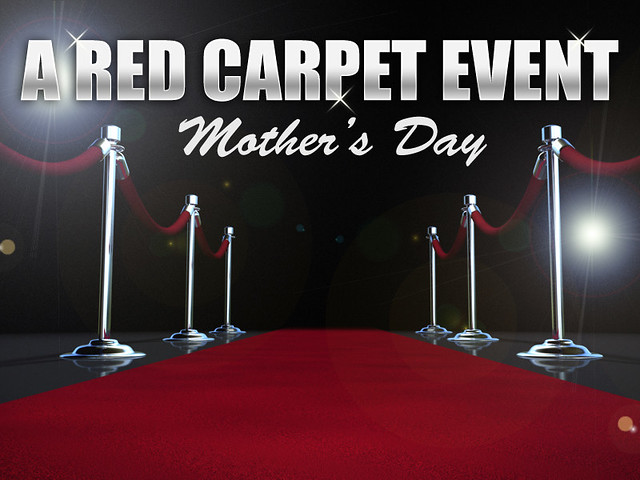 A Red Carpet Event Graphic I Designed For Our 2009