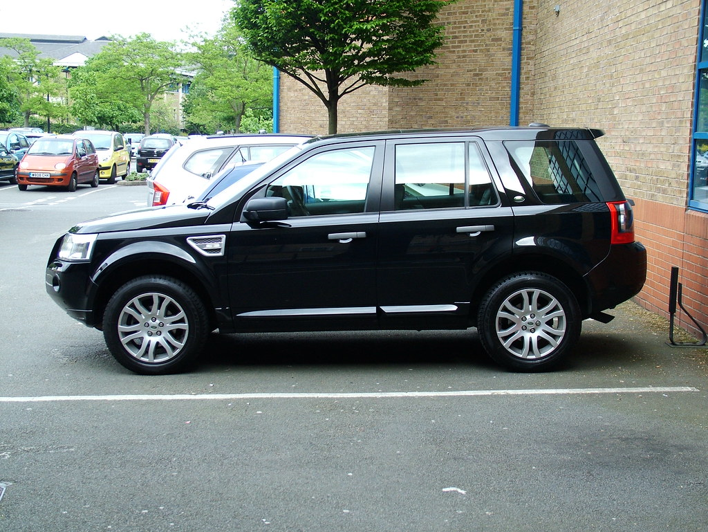 Freelander 2 In Black 2008 Land Rover Freelander 2 Hse