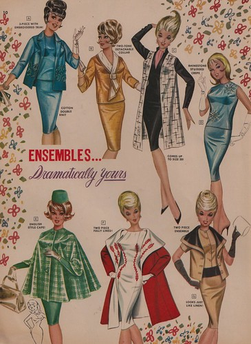 Ensembles..Dramatically Yours | by The Cardboard America Archives