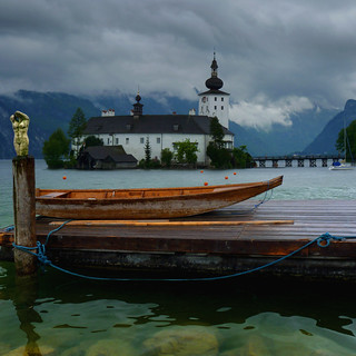 No rowing today at the Traunsee | by B℮n