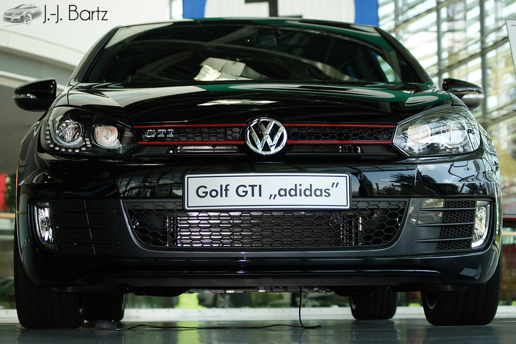 vw golf 6 gti adidas j j bartz flickr. Black Bedroom Furniture Sets. Home Design Ideas