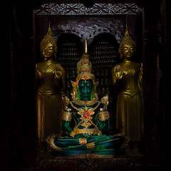 The Sacred Emerald Buddha | by B℮n
